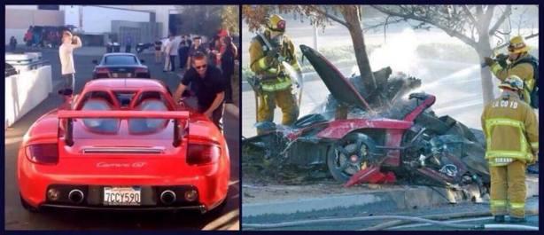 Accident Paul Walker