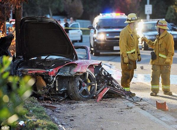 Accident Paul Walker